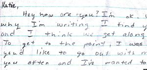 best love letters for her o high school love letter facebook