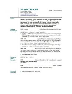 best resume objectives resume objectives