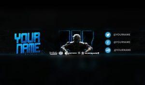 best youtube banners custom youtube banner best business template regarding make youtube banner