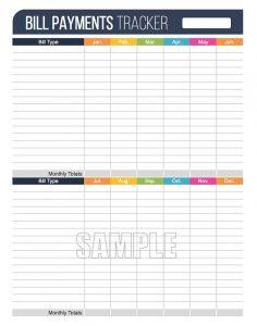 bi weekly budget template il xn ryrg