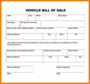 bill of sale template word automobile bill of sale template word bill of sale template