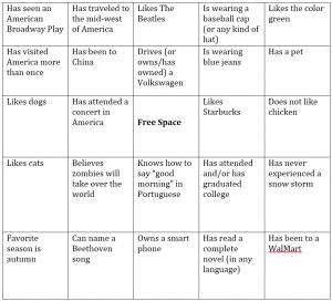bingo template pdf bingo icebreaker