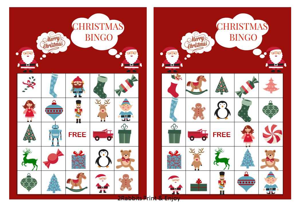 bingo template pdf