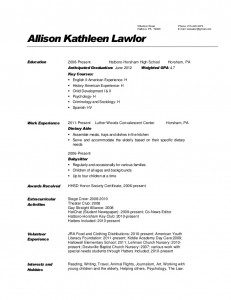 biotech cover letter entry level dietary aide resume and x