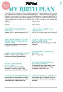 birthing plan template beccecdbaadbbc birthing plan checklist birth plan template