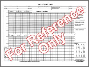 blank bar graph template xbar and r chart large
