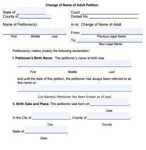 blank bill of sale pdf alabama name change petition