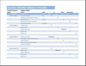 blank check templates for microsoft word teacher weekly checklist