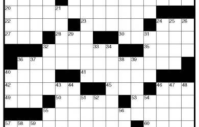 blank crossword puzzle printable crossword puzzle grid blank
