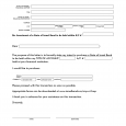 blank financial statement letter of instruction template ulwdtb