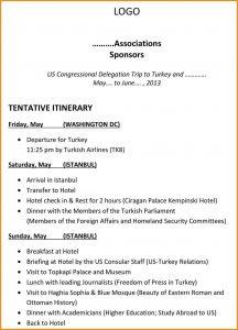blank job application pdf itinerary sample sample itinerary us congressional delegation
