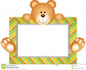 blank label template teddy bear blank label scalable vectorial image representing isolated white