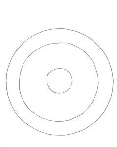 blank logo templates create your own mandala template x