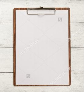 blank menu template blank menu with wood background template sample download