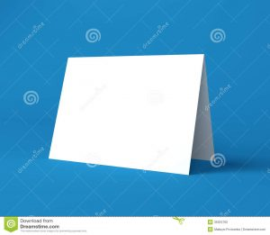 blank notebook paper white christmas greeting card blue background blank