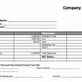 blank receipt form uncategorized interesting payslip template sample with blank filled space and earnings and deductions in table format