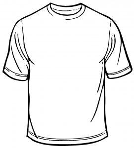 blank tshirt template blank shirt