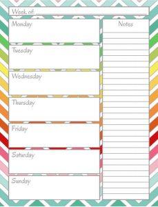blank work schedule weekly calendar printable fddaecdac xxhjye