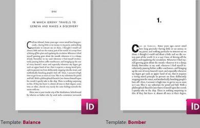 book layout template bookdesigntemplates