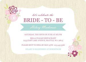 bridal shower invitation template bridal shower invitations etiquette template etpdfaqb