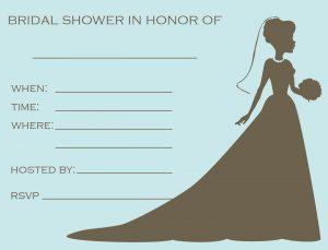 bridal shower invitation template free bridal shower flyer