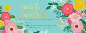 bridal shower invitation templates thumb slider