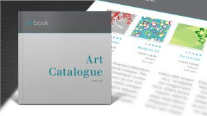 brochure templates indesign art cagalogue featured