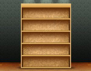 bubble letter template empty wood bookshelf design