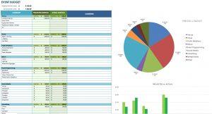 budget template pdf event budget template xls event budget template dqocak