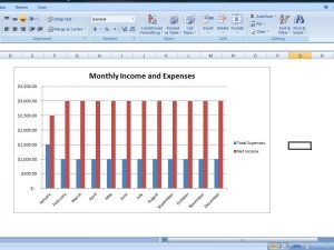 budgeting planner template budget chart template personal expense tracker spreadsheet c