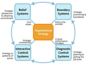 business development plan four levers of control