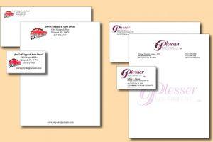 business envelope design gw s bcs stationery