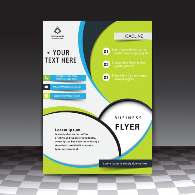 business flyer templates free