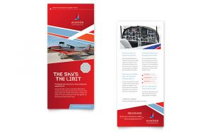 business flyers template free at s