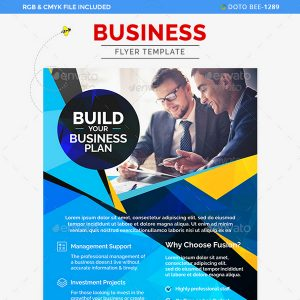 business flyers templates bee business flyer template