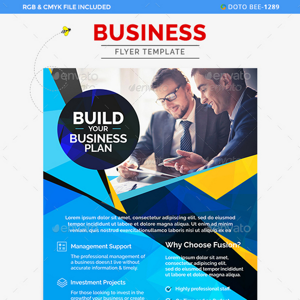 business flyers templates
