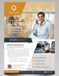 business flyers templates business flyer template