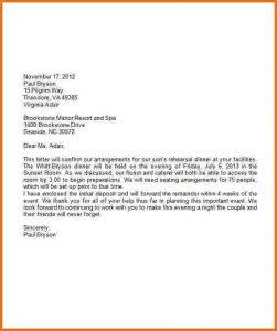 business letter form formal business letter format sample formal business letter format with letterhead