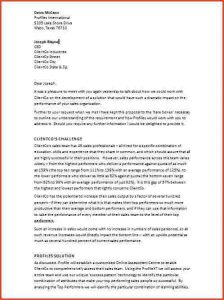 business letter of recommendation a business proposal letterproposalsample