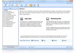 business plan outline template smp get organized