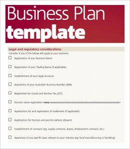 business plan sample pdf business plan template pdf