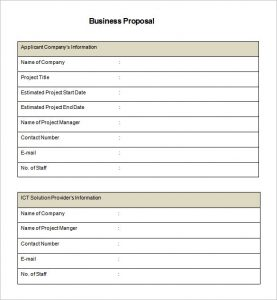 business proposal template word free business proposal template word download