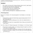 call center representative resume call center trainer