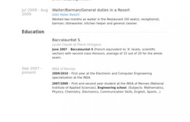 call center resume sample waiterkitchenhelperinabbresume example