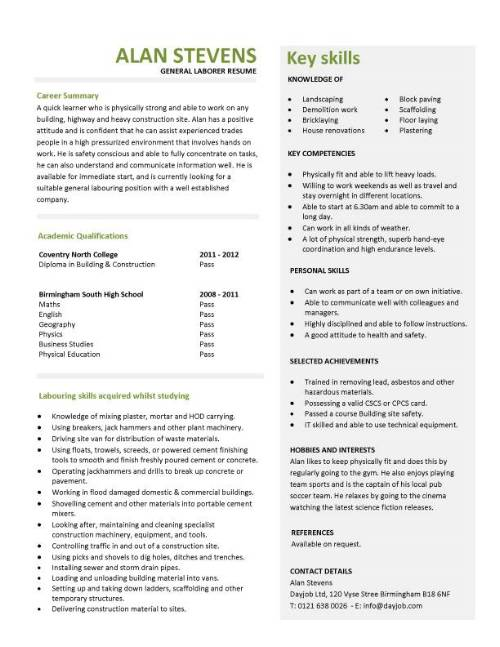 Capability Statement Template | Template Business