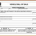 car bill of sale pdf vehicle bill of sale pdf oregon vehicle bill of sale form