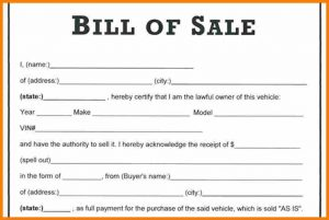 car bill of sale template word automobile bill of sale template word bill of sale form template