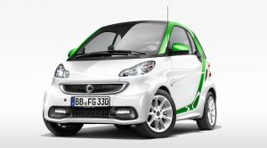 car rental agreement smart fortwo electric drive