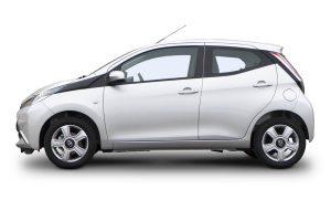car rental contract new toyota aygo hatchback vvt i dr profile