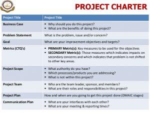case notes template project charter check sheet pareto analysis ce diagram matrix